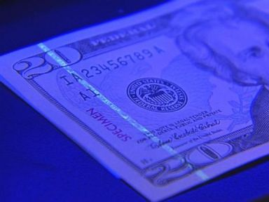 Watch: Bad Money: How to Spot a Counterfeit $20