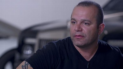 VIDEO: Brian Ross speaks with Mani Chulpayev, former mobster-turned-snitch.