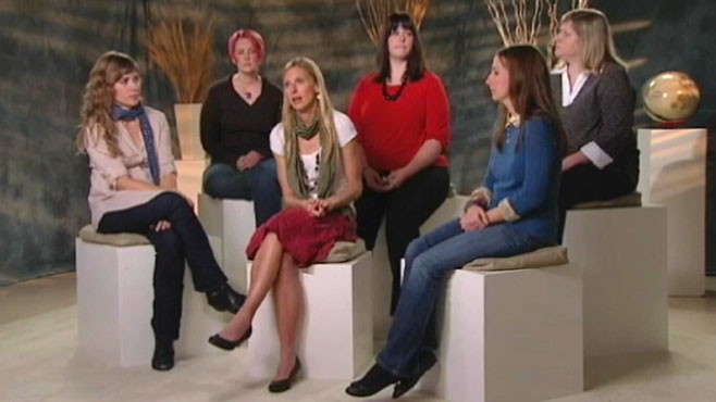 VIDEO: Women discuss experiences.
