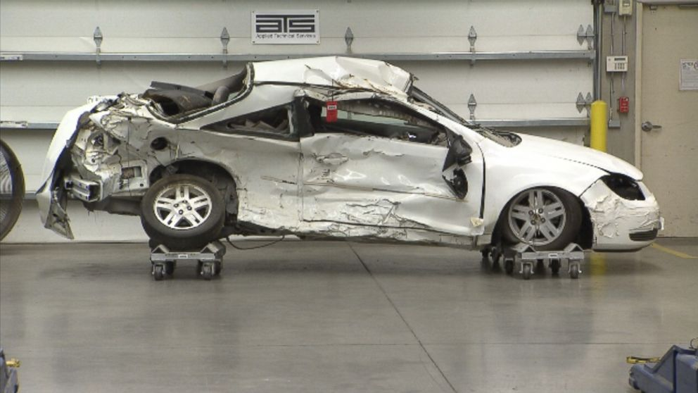 PHOTO: Brooke Melton was killed in 2010 when she lost control of her Chevy Cobalt, pictured here.