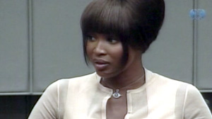 Naomi Campbell Admits Receiving Uncut Diamo