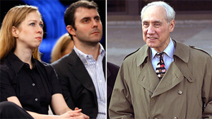 PHOTO Chelsea Clinton engaged to Marc Mezvinsky