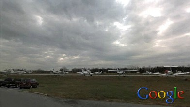 PHOTO: Congressional Air Charters International in Gaithersburg, Maryland.