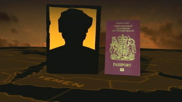 PHOTO: Officials say British intelligence recruited a British citizen to go to Yemen and pose as a suicide bomber, disrupting an al Qaeda plot.