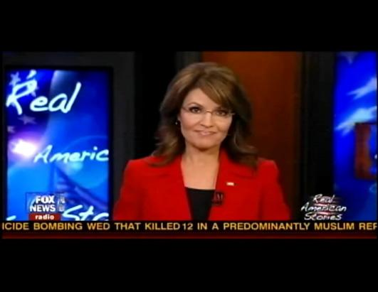Sarah Palin Tours America For Fun and Profit