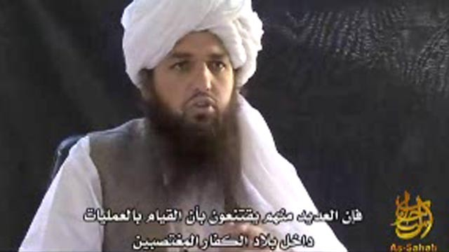 PHOTO:&nbsp;American-born al Qaeda spokesman Adam Gadahn calls on Muslims living in America to carry out deadly one-man terrorist acts