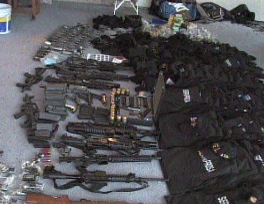 Mexico Guns