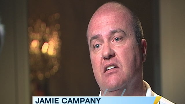 PHOTO: Before Jamie Campany goes to prison for his role in a massive gold scam, he shared the tricks of his illegal trade with ABC News' Brian Ross.