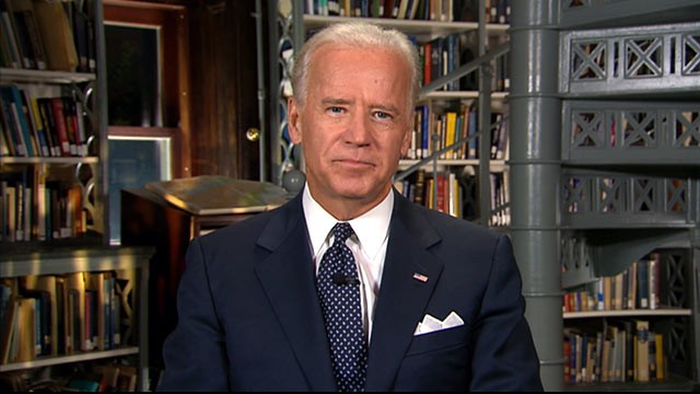 "PHOTO: Vice President Joe Biden said today on ""Good Morning America"" that no option was ""off the table"" when responding to the alleged Iran-linked D.C. assassination plot."