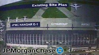 JPMorgan Chase Wins Lease for Corporate Jet Hangar