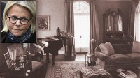 PHOTO Ruth Madoff, shown here with the Upper East Side apartment that she shared with notorious Ponzi scammer Bernie Madoff, should be held accountable for over $44 million dollars