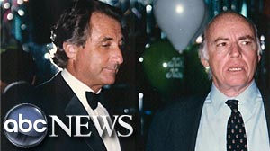 "Photo: Bernie Madoff and Maurice ""Sonny"" Cohn"