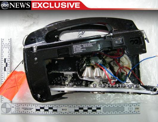 Forensic photographs obtained exclusively by ABC News show an undetonated explosive device that was designed to be a part of a failed bomb plot in Thailand. Three Iranian suspects were arrested last week for their alleged involvement in the plot which fell apart when a similar device apparently exploded in an accident at the house where the Iranians were staying.