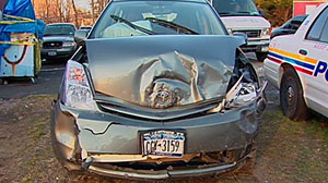 Photo: 911 tapes released of Calif. runaway Toyota Prius incident