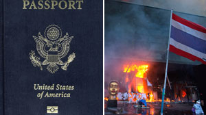 U.S. Lacks Basic Security For e-Passport Manufacturing