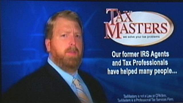 Tax Tips for 2012 from Taxmasters is Not So Great