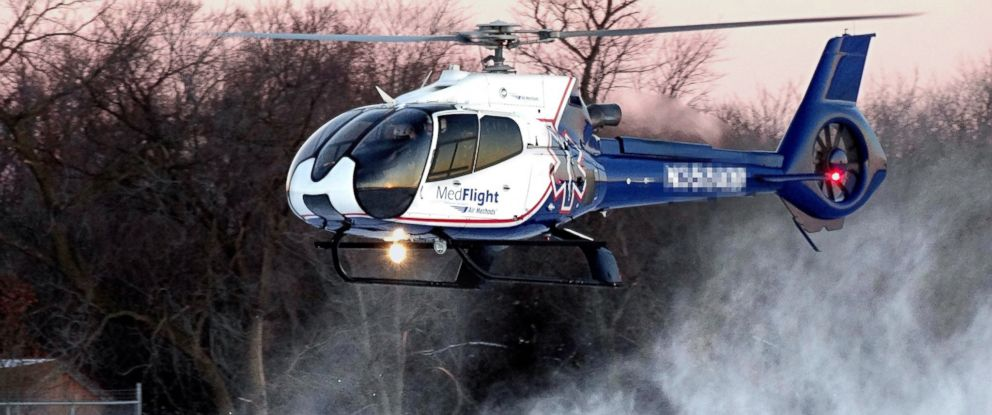 PHOTO: Colorado-based Air Methods is the largest for-profit air ambulance company.