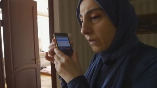 Video: Boston Bombing Suspect Speaks With His Mom From Prison