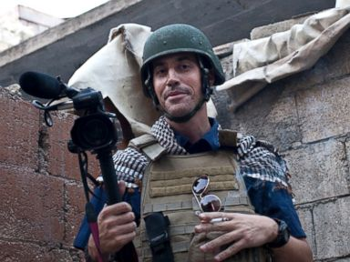 Video Appears to Show Beheading of Journalist James Foley