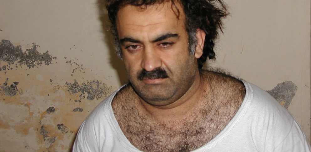 PHOTO: File photo of Khalid Sheikh Mohammed