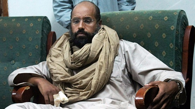 PHOTO: Saif al-Islam Gadhafi