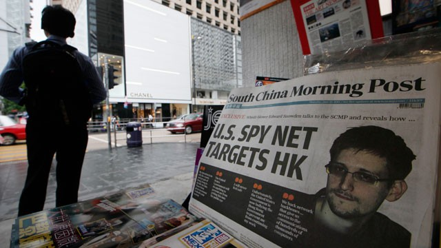 Hong Kong Says Snowden Has Left for Third Country - ABC News