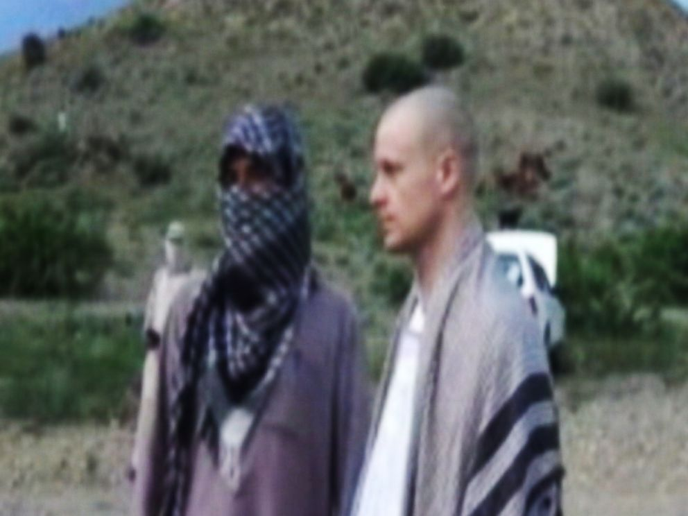 PHOTO: Bergdahl was released in 2014 in a prisoner exchange for five Taliban soldiers being held at Guantanamo Bay.