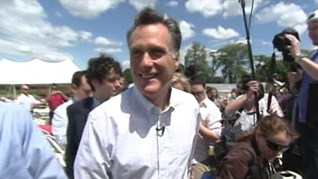 VIDEO: Can voters relate to Mitt Romney, a candidate with a quarter-billion-dollar fortune?