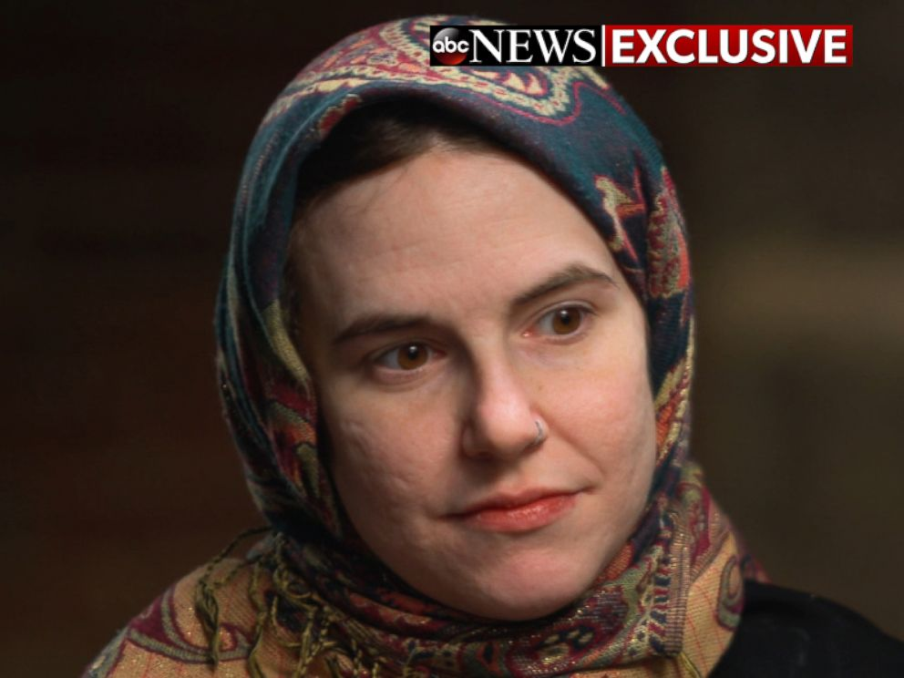 PHOTO: Caitlan Coleman Boyle, 31, of Stewartstown, Pennsylvania, had three children while in Taliban captivity from 2012 to 2017.
