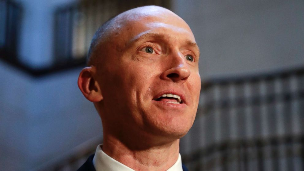 abcnews.go.com - Former Trump campaign adviser Carter Page met with Hungarian officials in Budapest