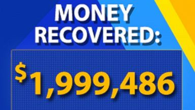 PHOTO: The Fixer has recovered $1,999,486 for consumers.