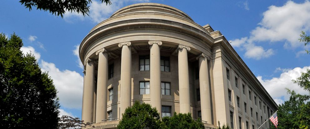 PHOTO: The Federal Trade Commission headquarters in Washington.
