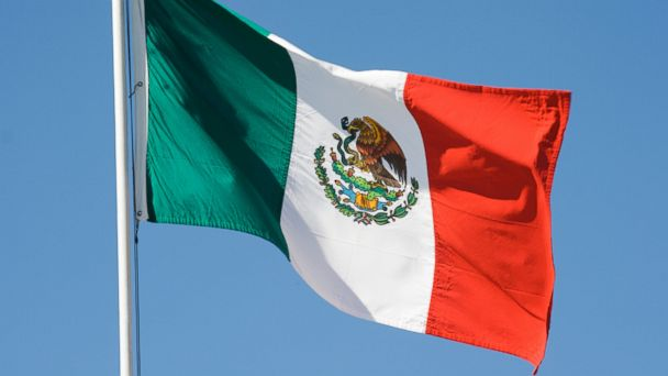 PHOTO: A Mexican national flag in an undated stock photo.