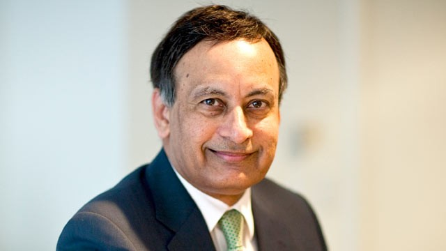 PHOTO: Husain Haqqani, Pakistan's ambassador to the U.S., poses for a photograph during an interview in Washington, D.C., U.S., Jan. 11, 2011.