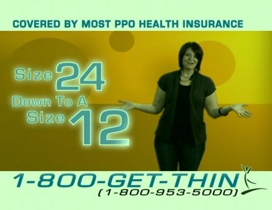 Cassie Gibbons, who was featured in 1-800-GetThin ads, has had second thoughts. &quot;If any of those families lost someone because of me, my apologies are from the bottom of my heart, because I would never want anyone to lose anyone over this.&quot;