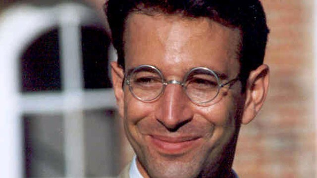 PHOTO: This is an undated file photo of Wall Street Journal reporter Daniel Pearl who disappeared in the Pakistani port city of Karachi on January 23, 2002 after telling his wife he was going to interview an Islamic group leader.