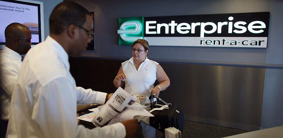 PHOTO: Enterprise rent-a-car