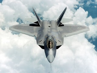 Pentagon 'Confident' Mystery F-22 Fighter Problem Solved