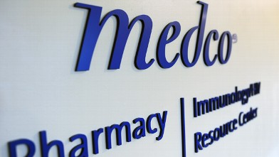 PHOTO: Medco sign