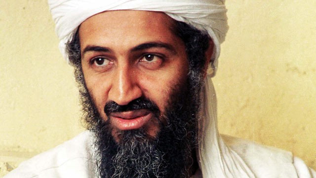 PHOTO: Osama bin Laden is seen in this undated file photo.