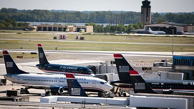 PHOTO: Philadelphia International Airport
