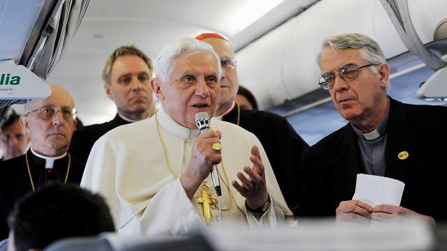 PHOTO: Pope Benedict XVI