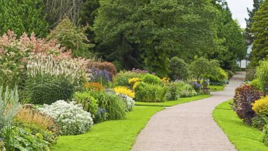 PHOTO: An undated stock photo of a garden in spring.
