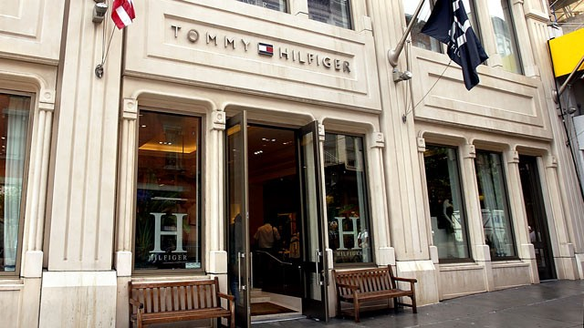 PHOTO: The Tommy Hilfiger store is shown in New York City, in this file photo.