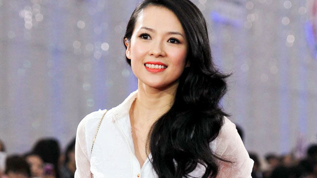 PHOTO: Zhang Ziyi arrives for the red carpet of 2nd Beijing International Film Festival, April 23, 2012 in Beijing, China.