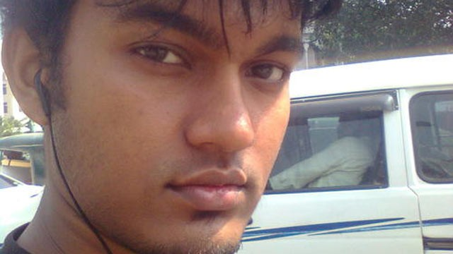 PHOTO: Quazi Mohammad Rezwanul Ahsan Nafis, 21, a Bangladeshi national, allegedly parked a van filled with what he believed to be 1,000 pounds of explosives outside the building in Lower Manhattan near the New York Stock Exchange, and was arrested after h