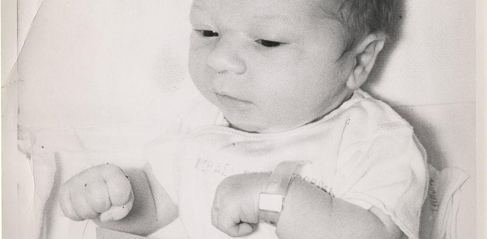 PHOTO: paul joseph fronczak, missing person, baby