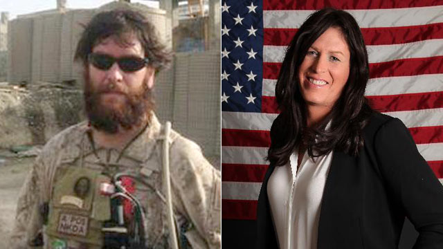 "PHOTO: Kristin Beck, formerly Chris, penned her story of going from an elite Navy SEAL to a woman in the book ""Warrior Princess."""
