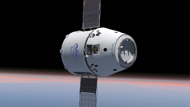 PHOTO: SpaceX DragonLab