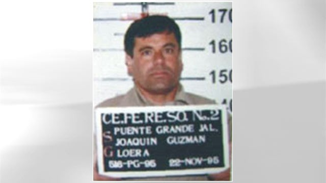 PHOTO: Joaquin Guzman-Loera, aka El Chapo, remains a fugitive from justice in the both the United States and the Republic of Mexico.